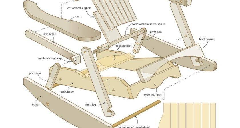 Pdf Diy Woodworking Projects Rocking Chair