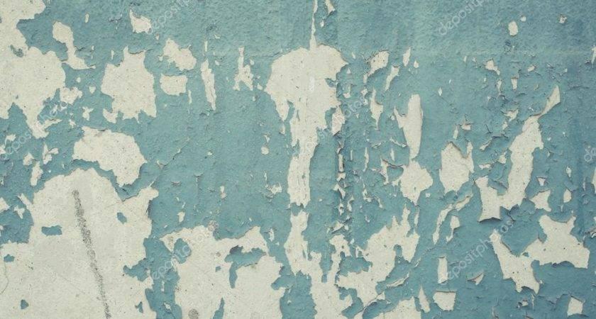 Peeling Paint Wall Seamless Texture Pattern Rustic