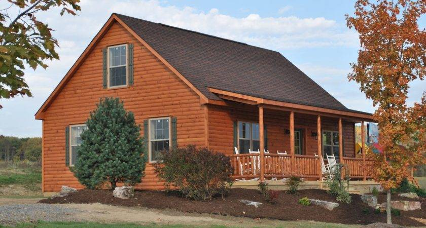Perfect Log Cabin Double Wides Kaf Mobile