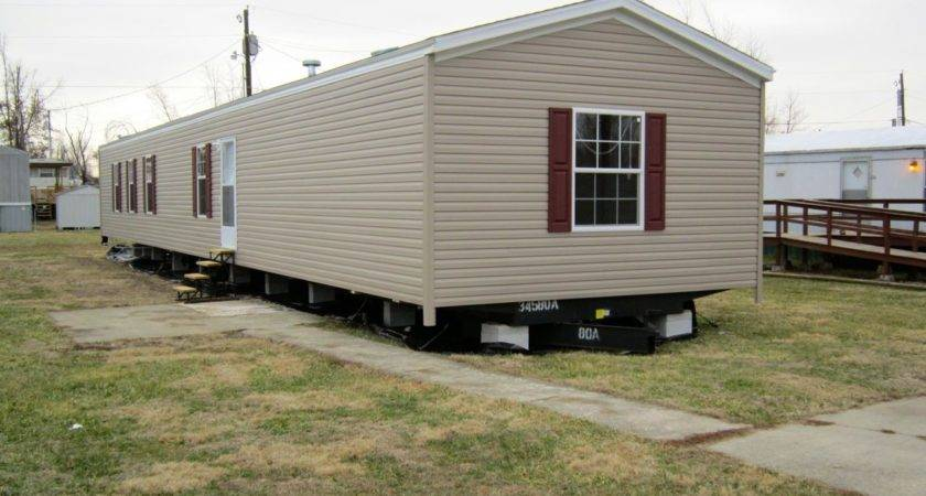 Perfect Mobile Home Trailer Danville