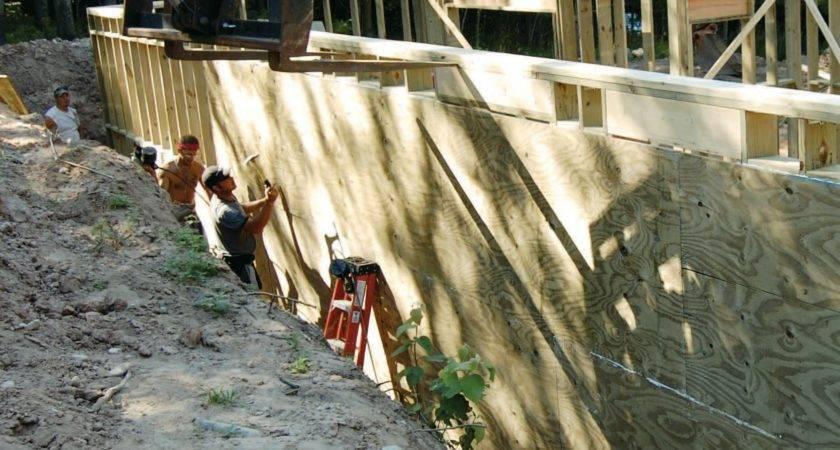 Permanent Wood Foundations Jlc Basement