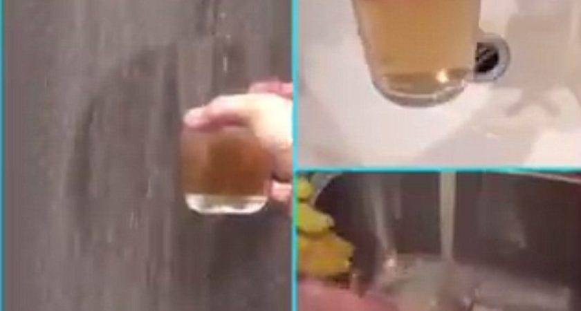 Perth Water Board Tells Residents Brown Liquid Out Taps