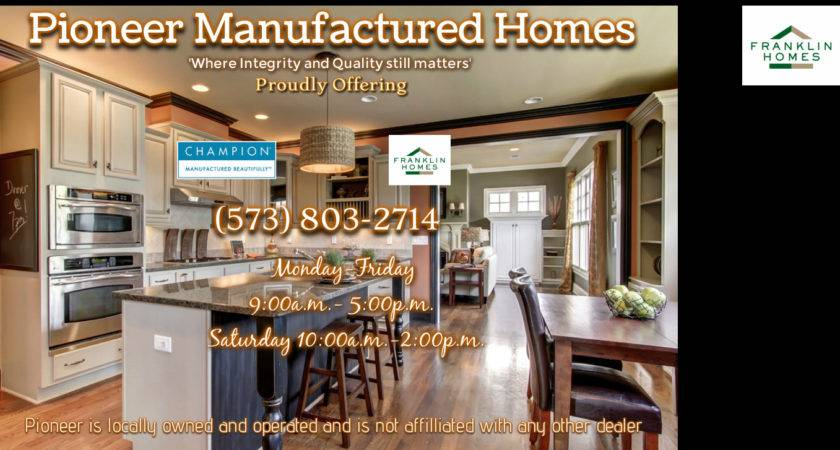 Pioneer Manufactured Homes Ideas Home Plans