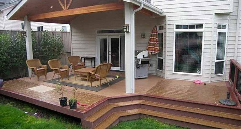 Planning Ideas Covered Patio Designs Outdoor