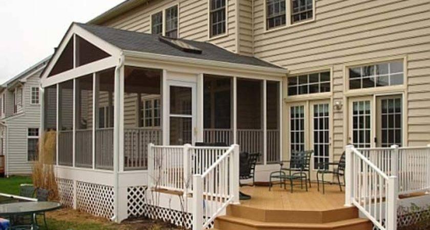 Plans Build Screened Porch Joy Studio Design
