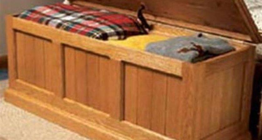 Plans Build Wooden Chest Diy Pdf