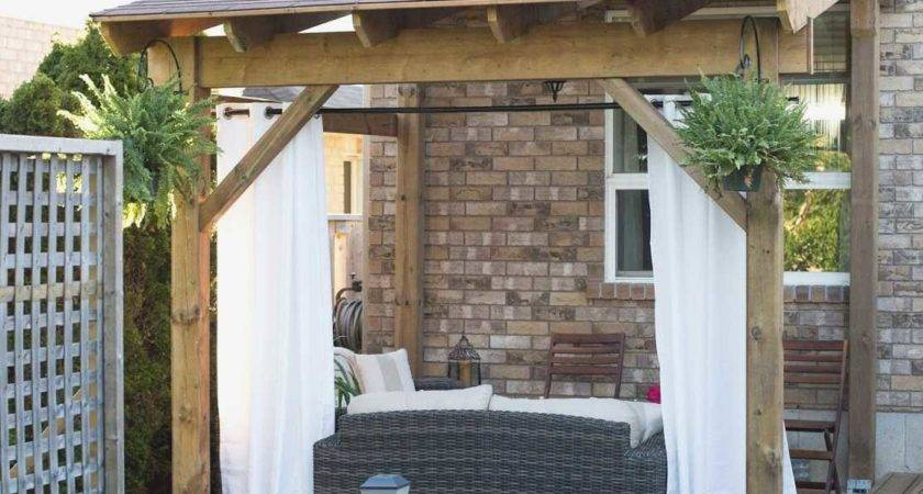 Plans Covered Patio Beautiful Build