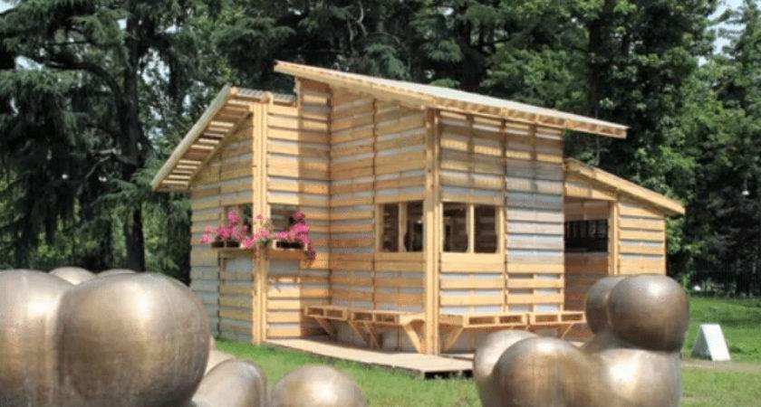 Plans Make Pallet House Escortsea