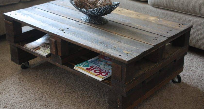 Plans Making Coffee Table Out Pallets Pdf