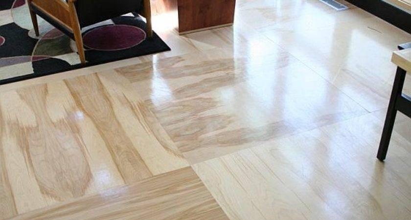 Plywood Flooring Four Step Plan Affordable