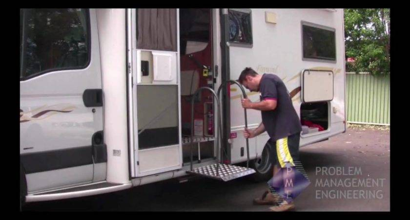 Pme Liftmaster Platform Mobile Home Access Youtube