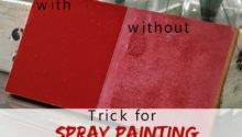 Pneumatic Addict Trick Spray Painting Mdf