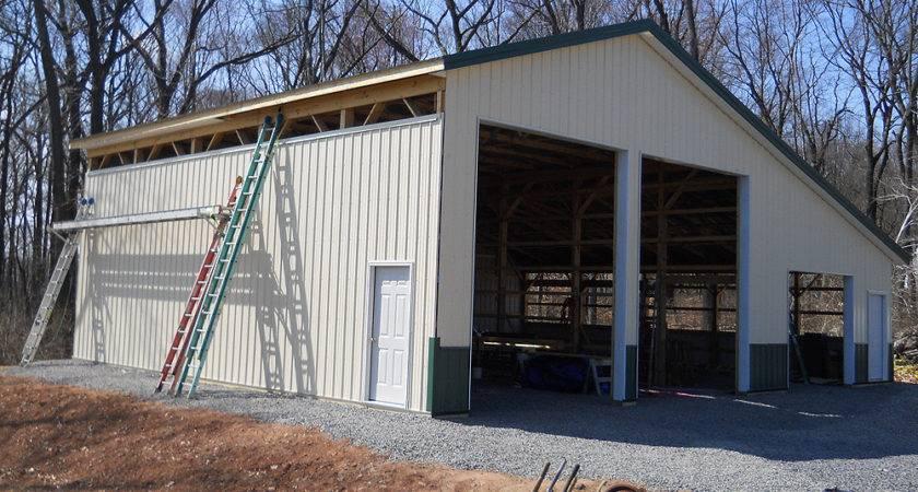 Pole Garage Lean Customer Projects