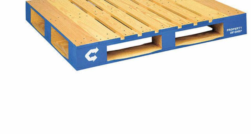 Pooled Wood Block Pallets Chep Usa