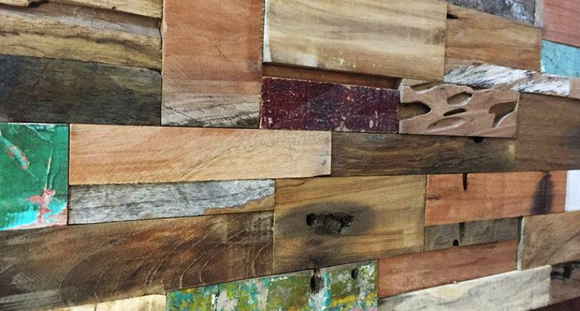 Popular Faux Wood Wall Panels Project Sewn Lovable