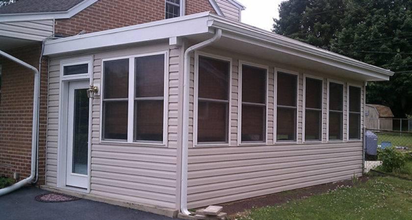 Porch Enclosure Kits Back Screened Lowe Teamns Info
