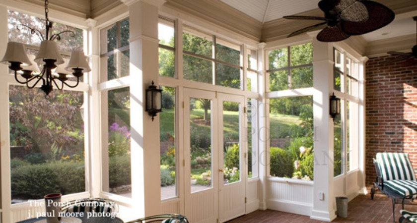Porch Enclosures Ten Great Ideas Consider