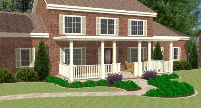 Porch Roof Designs Front Flat