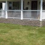 Porch Skirting Ideas Cover Unappealed Space