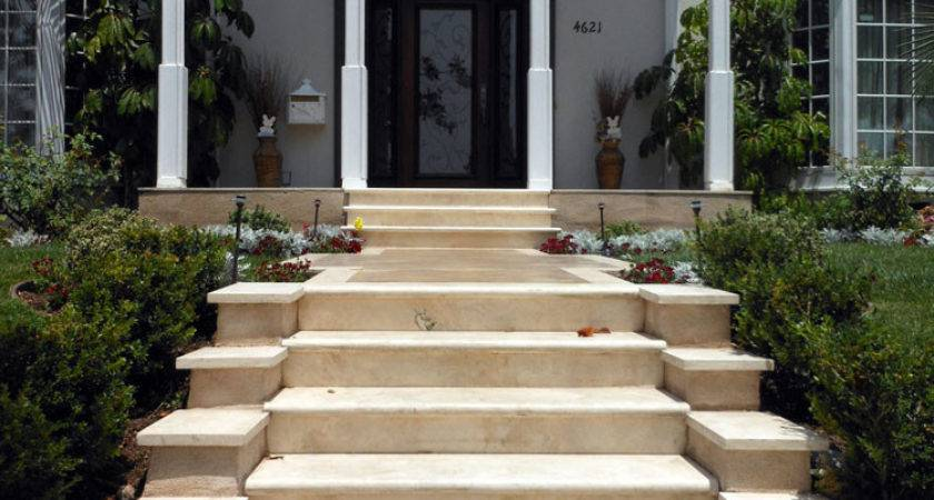 Porch Steps Designs More