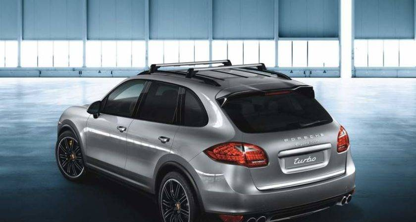 Porsche Roof Transport System Main Support