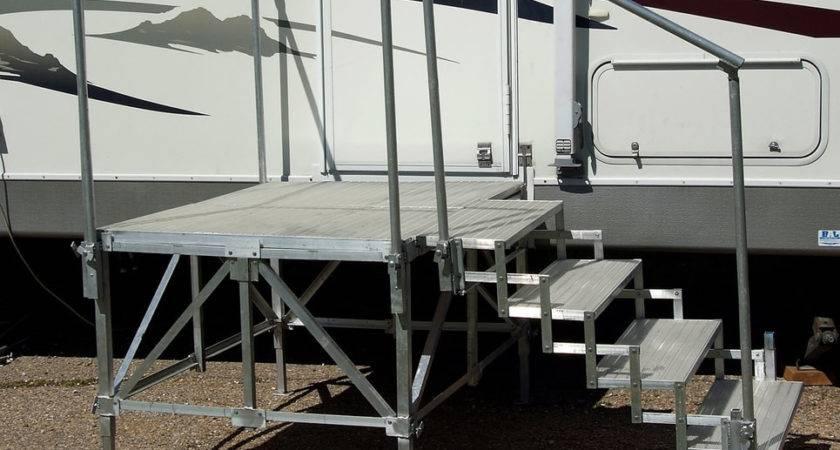 Port Deck Steps Decks