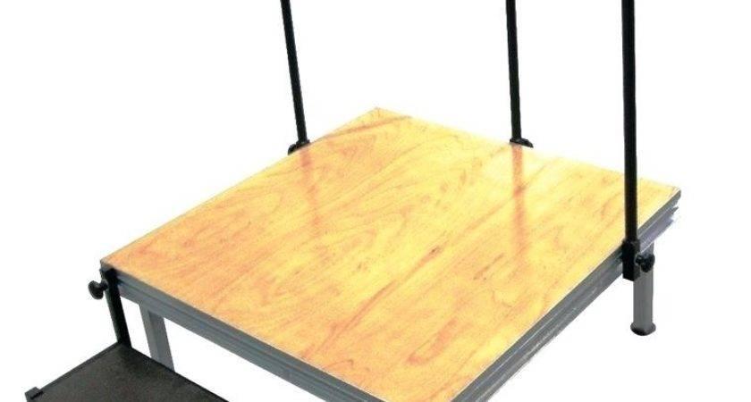 Portable Deck Salmaun