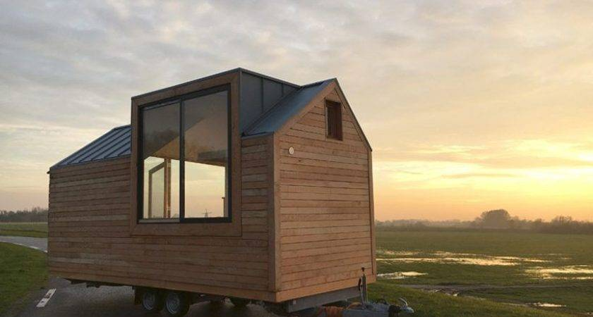 Portable Homes Can Take Anywhere World