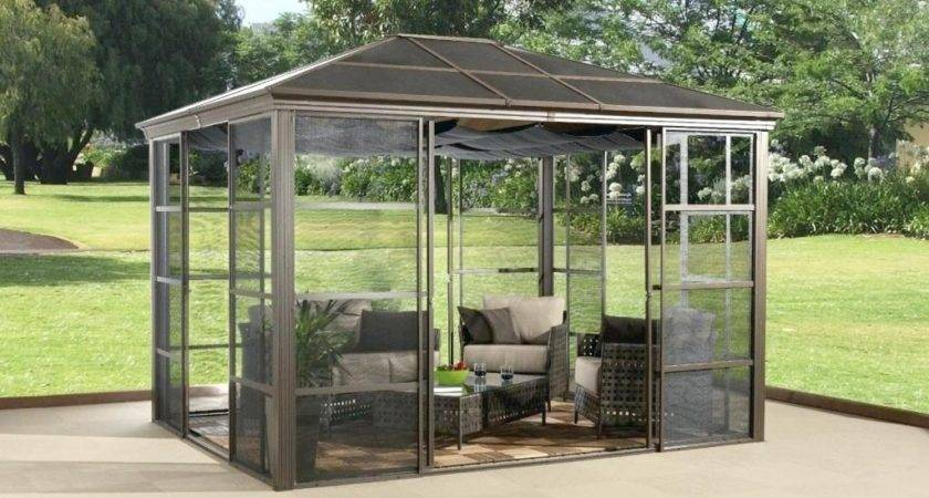 Portable Screened Porch Home Design