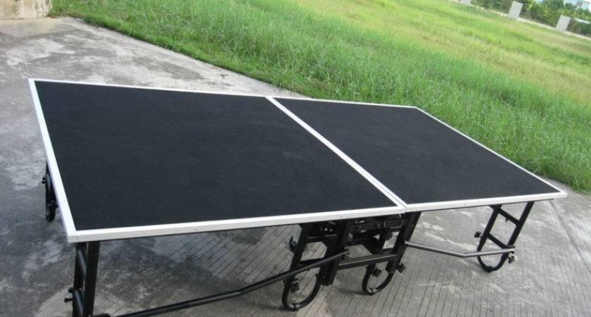 Portable Stage Platforms Foldable Platform
