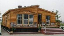 Posts Related Mobile Homes Look Like Log Cabins