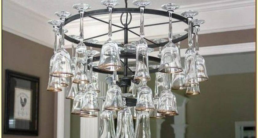 Pottery Barn Mercury Glass Chandelier Home Design Ideas