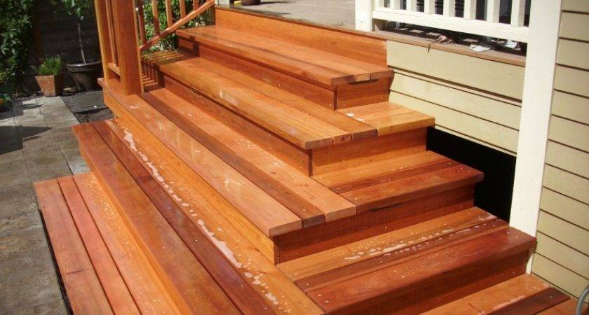 Pre Assembled Deck Steps Home Decor Takcop