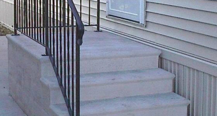Pre Cast Concrete Steps