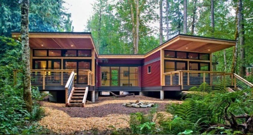 Pre Fab Small Cabin Loft Joy Studio Design