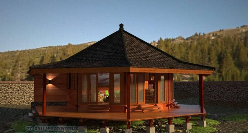 Prefab Bali Style Two Storey Houses Kaf Mobile Homes