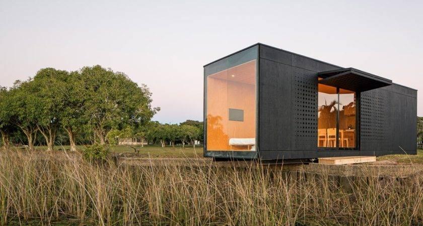 Prefab House Mini Modern Fubiz Media