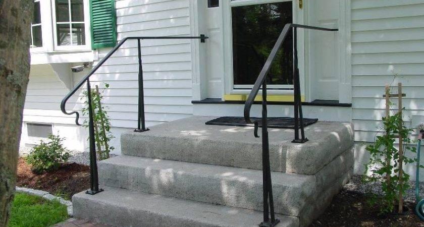 Prefab Wood Steps Landing Joy Studio Design