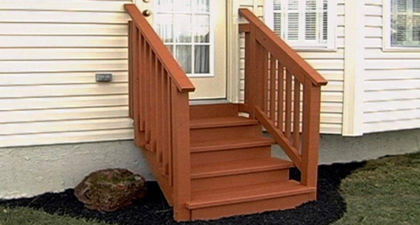 Prefabricated Wooden Stairs Bing