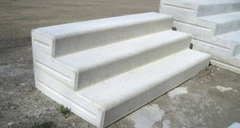 Premade Steps Wood Outdoor Improvements Repairs