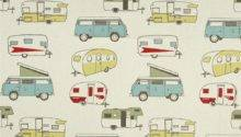 Premier Prints Vintage Camper Formica Discount Designer