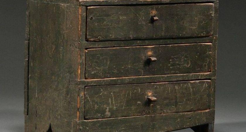 Primitive Antique Furniture