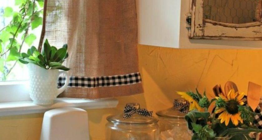 Primitive Curtains Ideas Charm Casual Visual