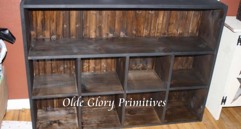 Primitive Furniture February