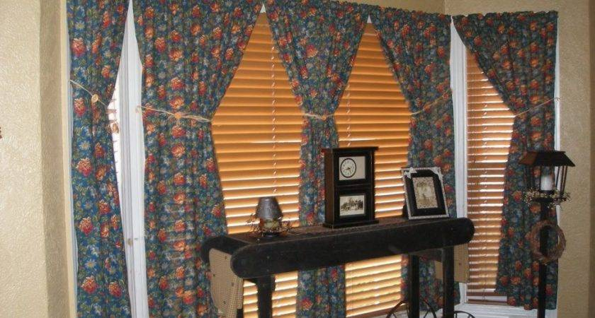 Primitive Kitchen Curtains Sets