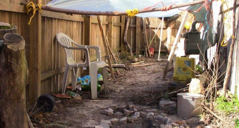 Primitive Living Finished Shelter Almost Youtube
