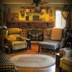 Primitive Living Room Furniture Bestsciaticatreatments