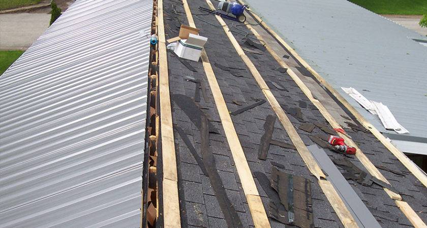 Professional Metal Roof Installation Cleanup Greater