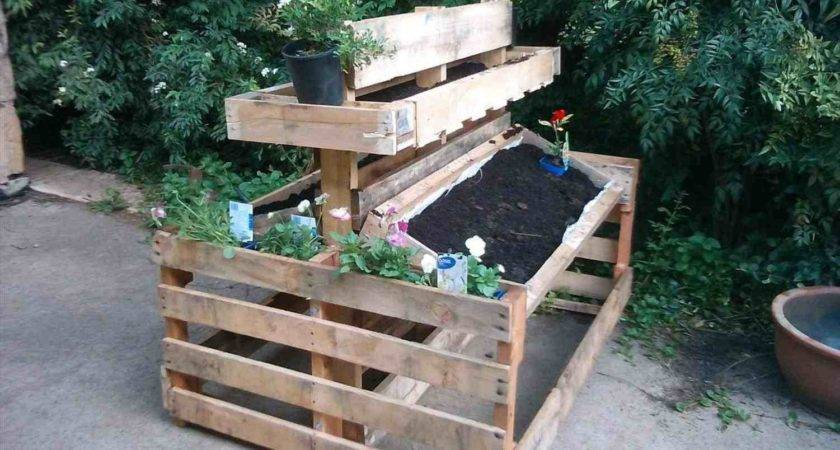 Projects Creative Things Pallets Pinterest