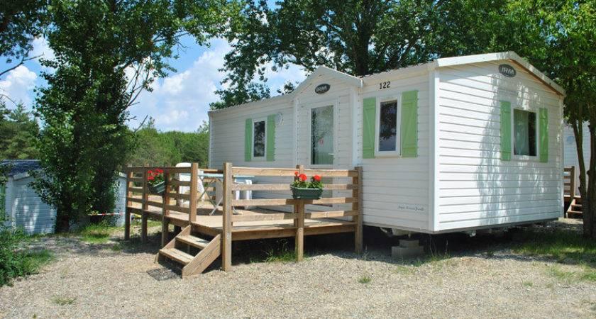Promotion Mobile Home Sud Ouest Camping Avec Parc